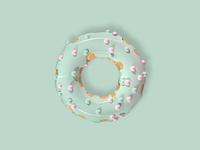 Donut/w