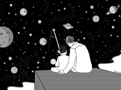 Dreams - Father and son