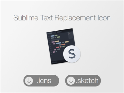 Final Tilted Sublime Icon sublime text sublime text 2 3 replacement icon yosemite tilted ocean base16