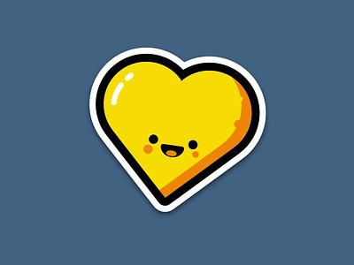 We all love Sticker Mule! sticker mule magnet mbe love heart stickermule mule sticker