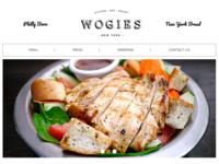 Wogies Website