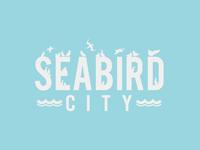 Seabird City Illustration Title