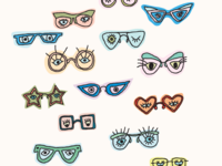Glasses and Eyes