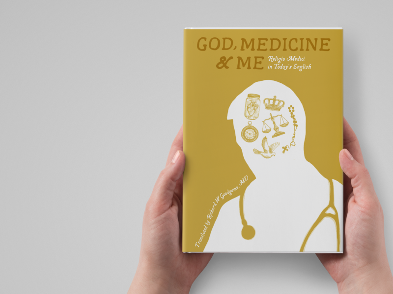I finally got to design a book cover!! doctor illustation hand drawn etching book cover