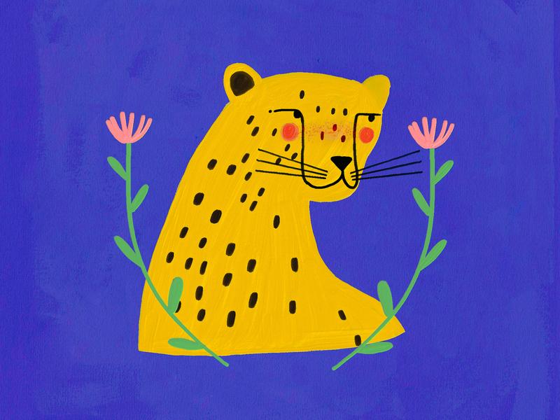Cheetah 💛