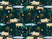 Jungle pattern 🌿