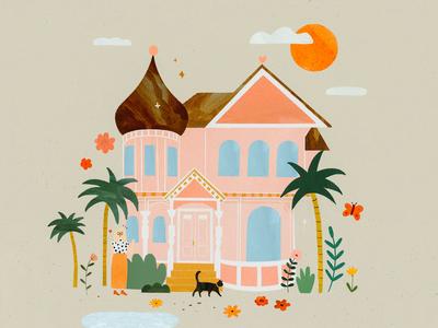 my DREAM house 🏠🌸