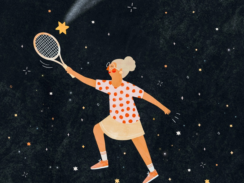 My kind of sport ⭐️🏸