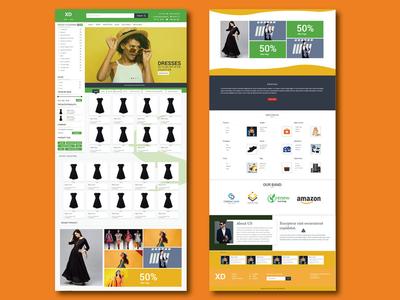 Ecommerce Website   Ui Design   Complete Design
