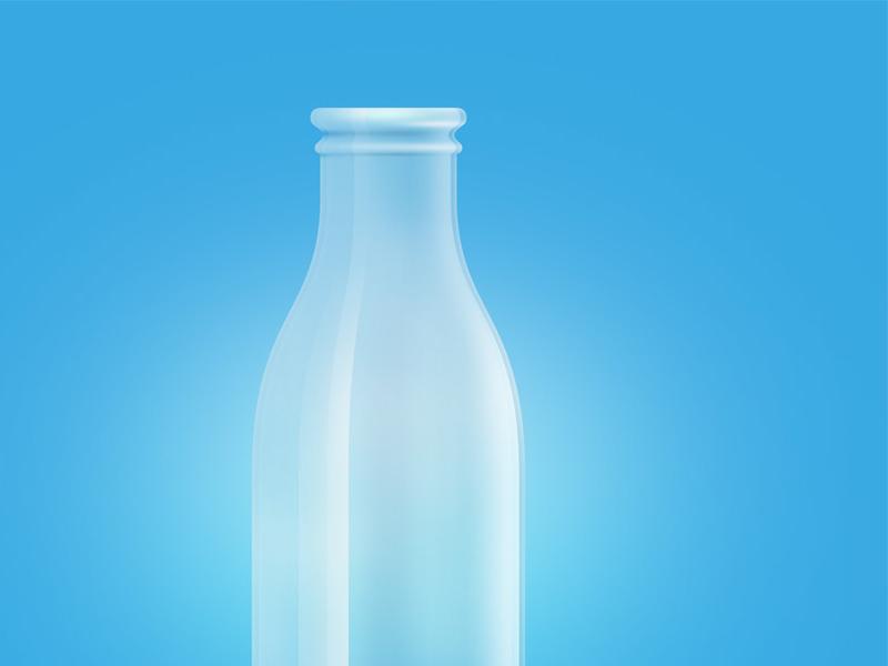 WIP - Milk Bottle wip milk bottle glass