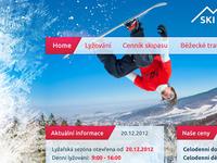 Ski Resort Webpage