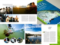 CA Delta Coffee Table Book