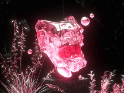 Crystal helmet