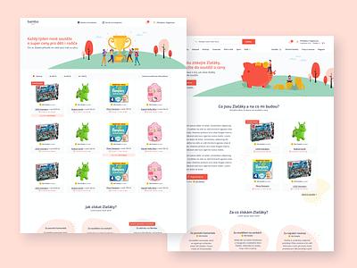 Bembo ecommerce illustrations illustraion website design web design webdesign website web landing design landing page landingpage