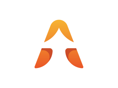 A and Up Logo