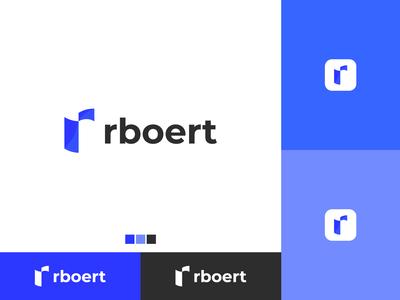 rboert  r logo icon