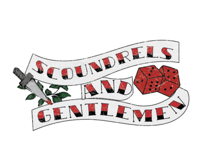 Scondrels and Gentlemen Logo