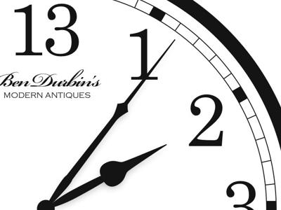 Ben Durbin's Modern Antiques album cover album cover