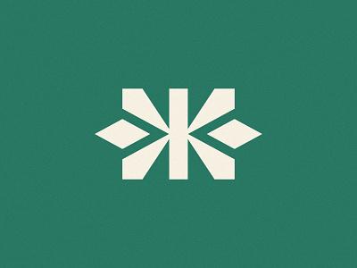 K Cannabis Logo Mark k letter cannabis canna cbd logo cbd logo design brand identity symbol icon brand minimal logodesign design branding logo