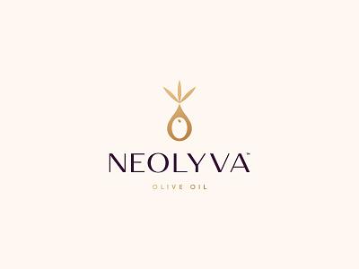 Neolyva Logo Design premium olive tree olives olive leaf oil olive oil olive logo design brand identity symbol icon brand minimal logodesign design branding logo