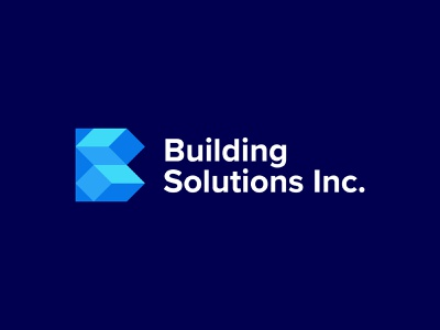 Building Solutions Logo Design b s logo s letter construction build b letter solutions building logo design brand identity symbol icon brand minimal logodesign design branding logo