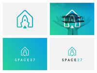 Space 27 Logo Design