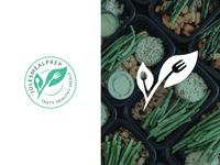 Healthy Meal Prep Logo Design
