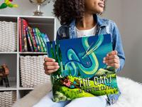 Illustration Mock up for Children's Book Cover