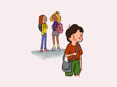 Short stories design childrens book characterdesign procreate short story childrens illustration illustration book