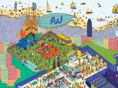 Affiliate World Conferences Poster