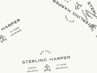 Sterling Harper Stamp