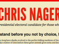 Chris Nager for President 2012