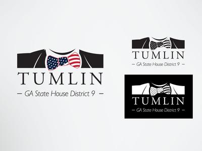 Tumlin for GA State House Logo