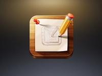 Draw app icon