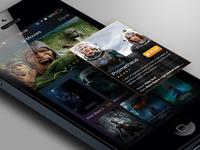 Movies app UI (If u click)
