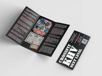 Рекламный буклет CrossFit