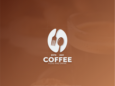 coffee food and drink logo branding drink food coffee inspiration designs awesome branding design design dribbble inspirations brand branding logo