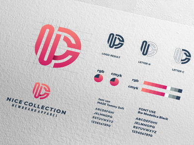 nice collection logo branding outfit apparel inspiration designs awesome branding design design dribbble inspirations brand branding logo