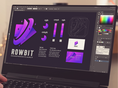 arrow orbit logo orbit arrow planet inspiration designs awesome branding design dribbble design inspirations brand branding logo