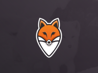 Pin Fox logo design
