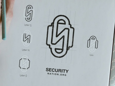 Security Nation Org logo mark