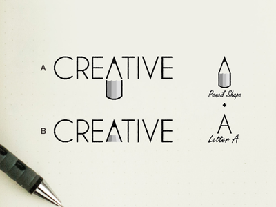 Creative logo mark