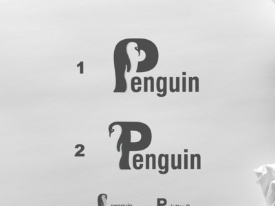 Penguin logo mark