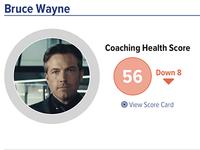 Xvoyant: Team Member Avatar, Coaching Health Score