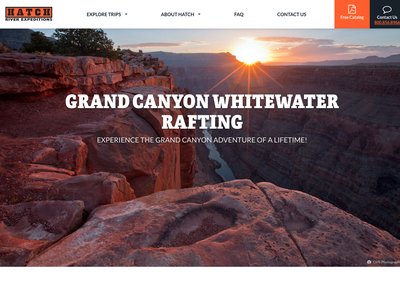 Hatch River Expeditions - Home Page