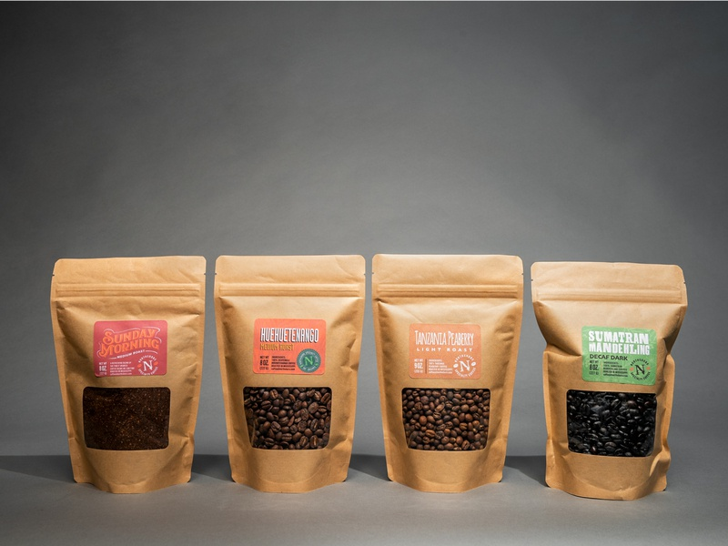 Northshore Specialty Coffe | Product Photography