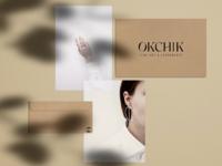 Okchik Logo Concept