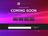 Experto - Underconstruction Html5 Template