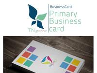Metro business card