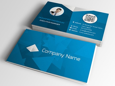 Corporate business card by codegrape dribbble dribbble flashek Image collections